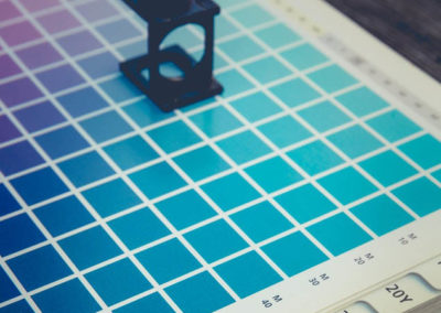 designing and selecting colors for custom product packaging in Raleigh NC